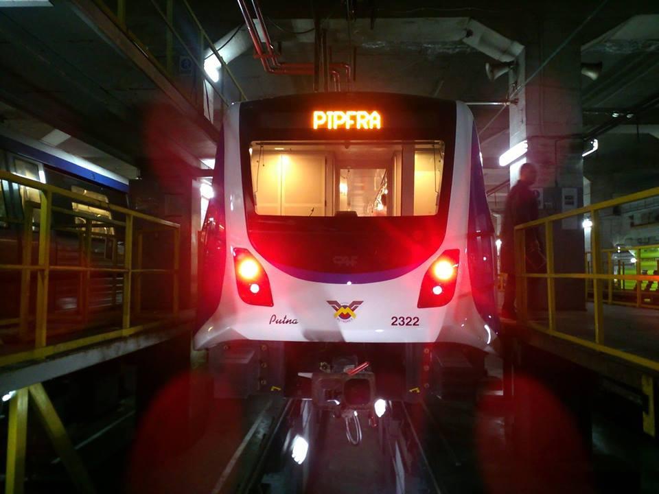 Foto: Metroul Tânăr