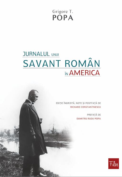Foto: Jurnalul unui Savant Român în America / Richard Constantinescu