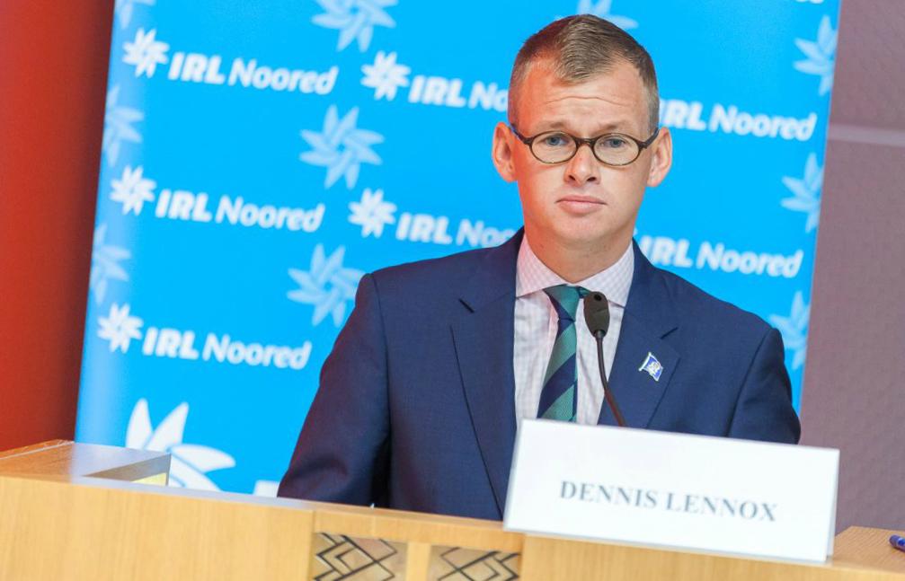Dennis Lennox