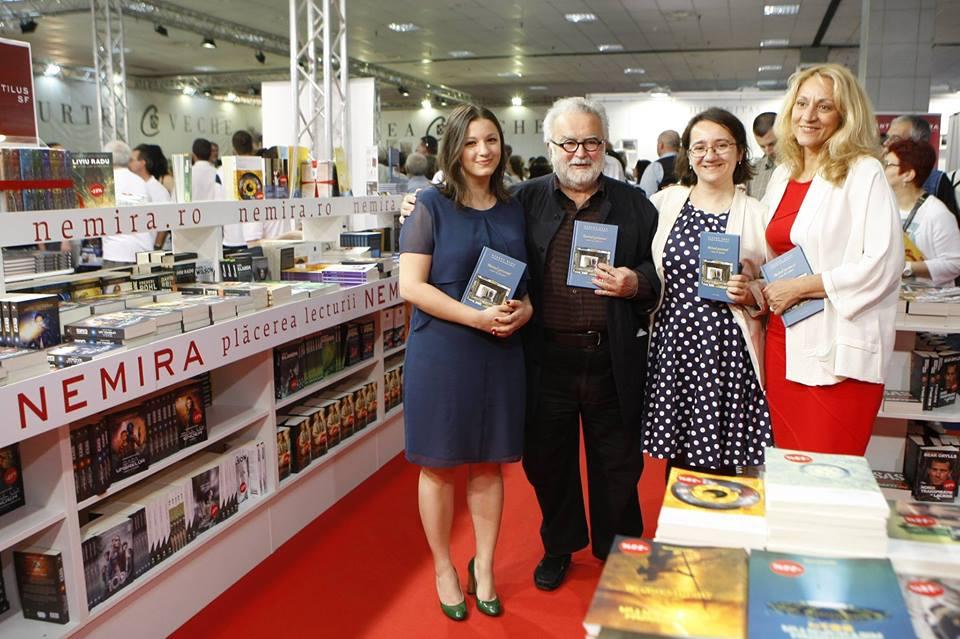 Bookfest 2015 - George Banu Monica Andronescu Mihaela Marin